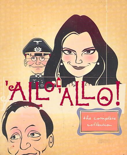 ALLO ALLO:COMPLETE COLLECTION BY ALLO 'ALLO! (DVD)